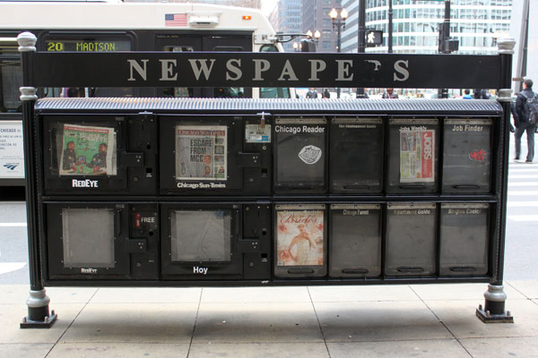 NewspaperStand