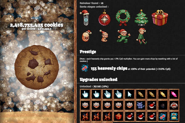 This Stupid Cookie Clicker Game Avoision Com Avoision Com