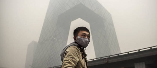 """Pollution, """"Wumai,"""" and Beijing's Airpocalypse"""