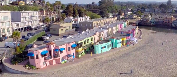 Capitola From Above