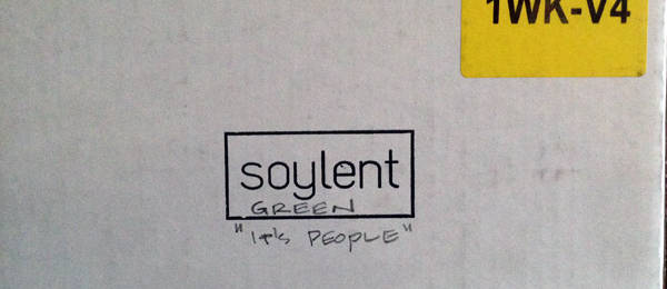A Box of Soylent – It's People!