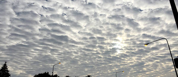 A Blanket of Clouds