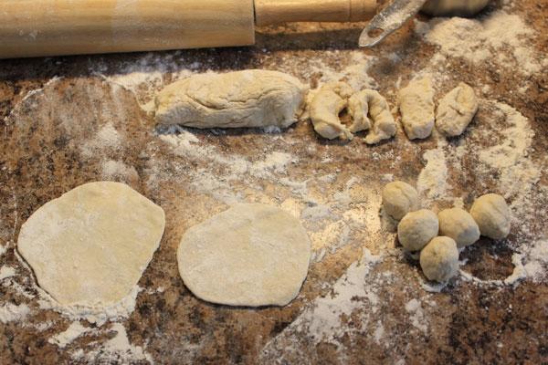 how to make chinese dumpling dough recipe