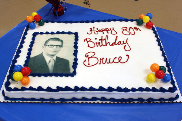 Great Uncle Bruces 80th Birthday Party avoisioncom avoisioncom