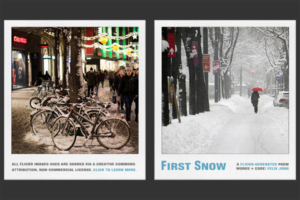 firstSnowProject