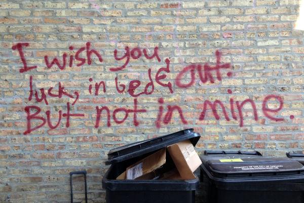 Quadratic Formula Graffiti I Wish You Luck - avoi...