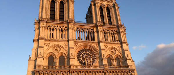 Remembering Notre Dame