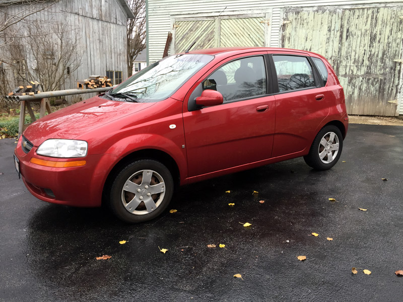 Car For Sale 2008 Chevy Aveo Avoision Avoision