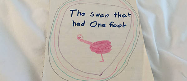 The Swan That Had One Foot