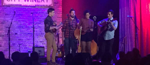 Mipso @ City Winery Chicago