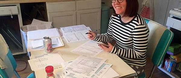 Liz the Accountant