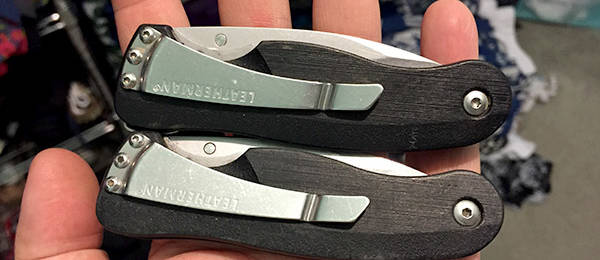 Double Knives