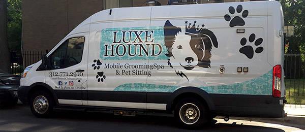 Mobile Grooming Spa