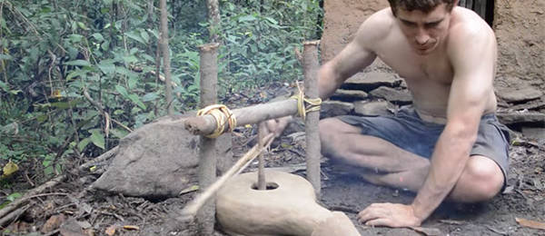 Primitive Technology: Mesmerizing Videos on YouTube