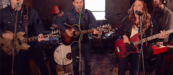 The Lone Bellow: Diners