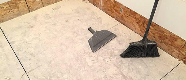 Master Bedroom: Cleanup, Part 1
