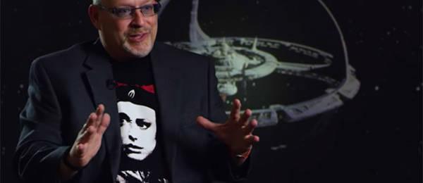 Surprise Date Night: What We Left Behind (a Star Trek, Deep Space Nine Documentary)