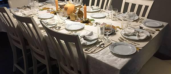 Thanksgiving in Valparaiso