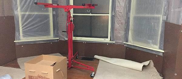 Drywall Prep