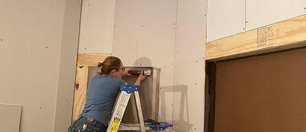 Long Drywall Day