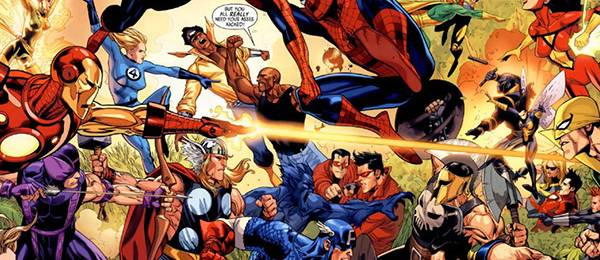 Comic Book Suggestions